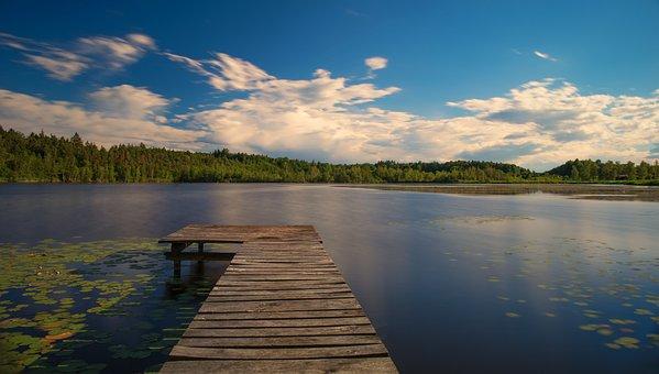 Landscape, Nature, Background, Desktop Background, Lake