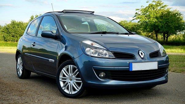 Clio, Renault, Auto, Automobile, Automotive, Brand, Car