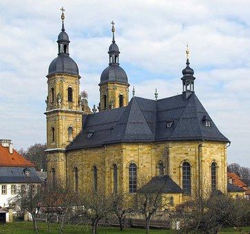 Church, Basilica, Pilgrimage Church