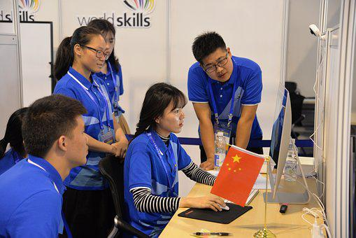 Skills Competition, Exhibition, Programming, Programmer