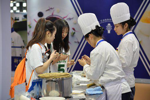 Skills Competition, Exhibition, Food Processing