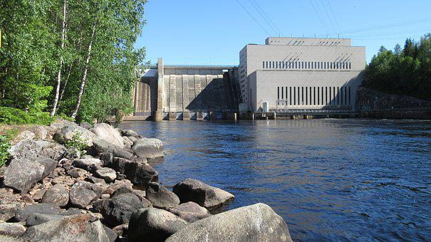 Holy Concerned, Leppiniemi, Power Plant, Oulu River