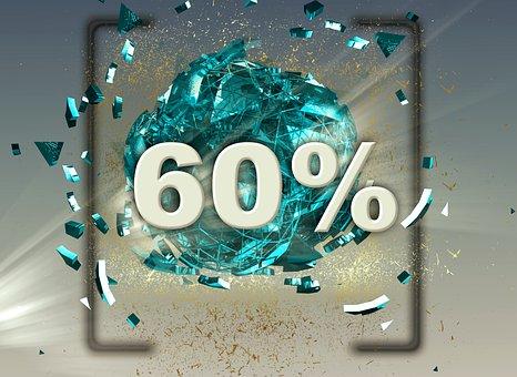 Percent, Discount, Adoption Statistics, Offer, Money