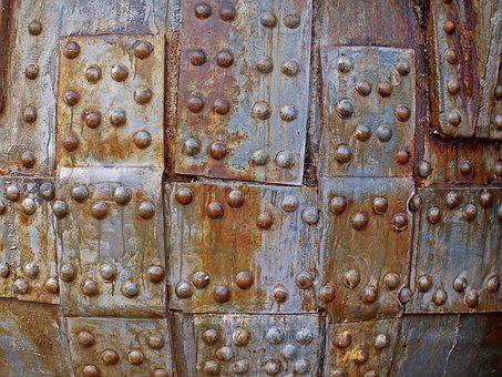 Metal, Stainless, Background, Iron, Rusty, Rusted
