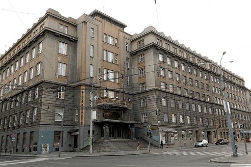 Communist, Architecture, Brno