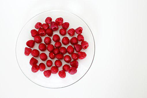 Raspberries, Fruit, Healthy, Fruits, Red, Berries, Food