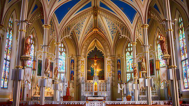 Church, Pray, Religion, Faith, God, Religious