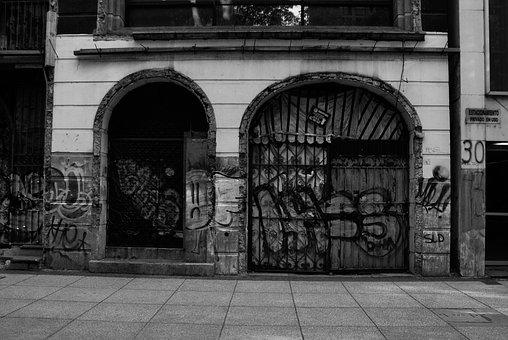 Street Photography, Street, Graffiti, Urban, Painted