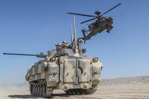 The Sinister Mechanized Infantry, Ah-64d, Apache