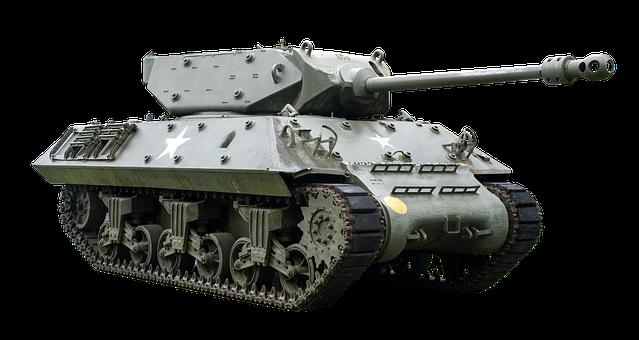 Panzer, Bastogne, Belgium, The Battle Of The Bulge