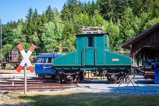 Railway, Loco, Crocodile, Locomotive, Rail Traffic