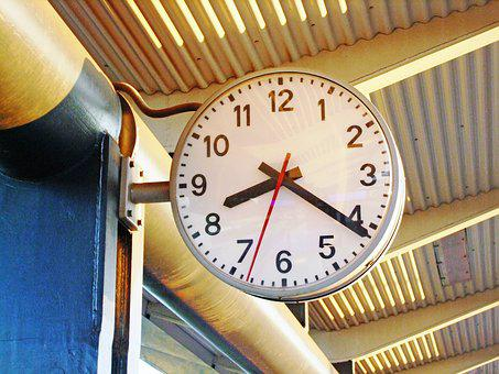 Hour S, Time, Passage Of Time, Analog, Indicator, Dial