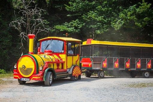 Kleiner Arbersee, Arbersee Lakes Railway