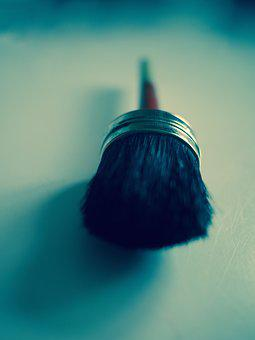 Brush, Painter, Dye