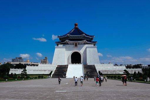 Sun Yat-sen Memorial Hall, Sky, Square