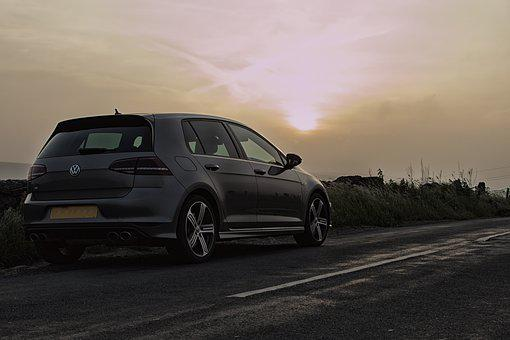 Golf, Automotive, Car, Fast, German, Motor, Performance