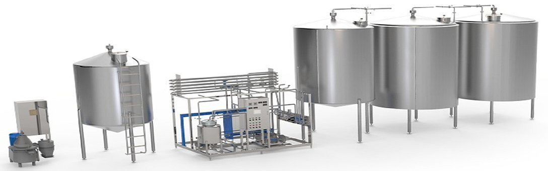 Coconut Water Processing Machine