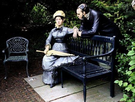 Sculpture, Grounds For Sculpture, New Jersey