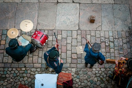 Finland, The Band, Helsinki