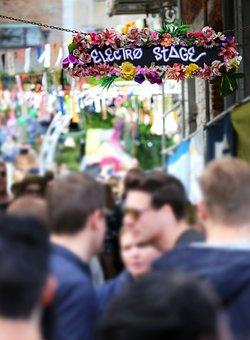 Music, Festival, Party, Techno, Electro, Pop