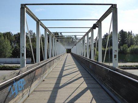 Bridge, Shipping, Box