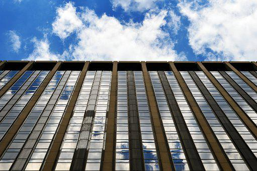 Building, Nyc, City, New, York, Usa, Architecture