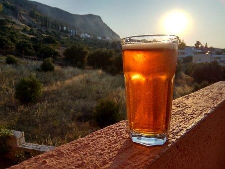 Refreshment, Beer, Ale, Lager, Alcohol, Drink, Beverage