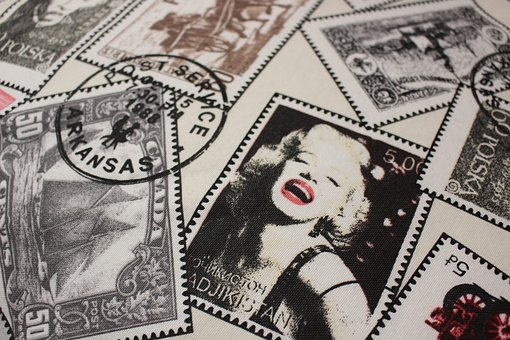 Stamps, Marilyn, Movie Star