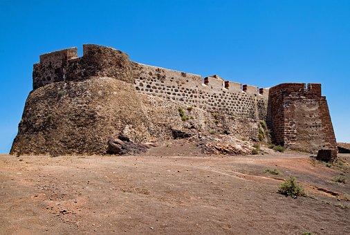 Castillo De Santa Barbara, Teguise, Lanzarote