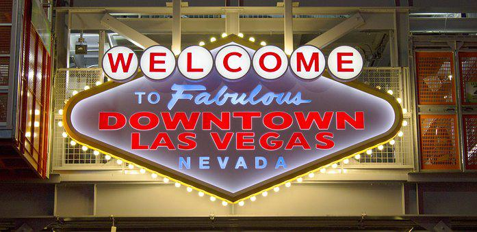 Welcome, Las Vegas, Las Vegas Sign, Sign, Nevada