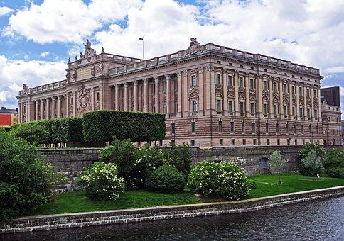 Sweden, Reichstag, Parliament, Stockholm