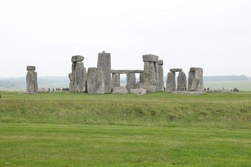 Stonehenge, Summer Solstice, Stone Circle, Summer