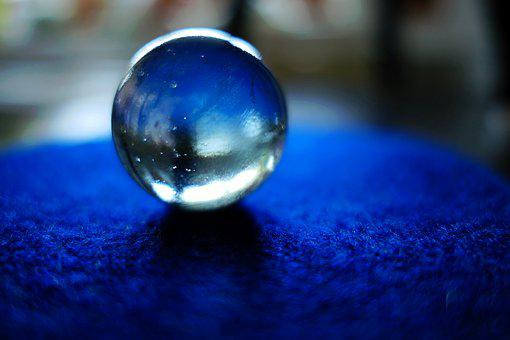 Glass, Glass Ball, Prophecy, Transparent, About, Ball