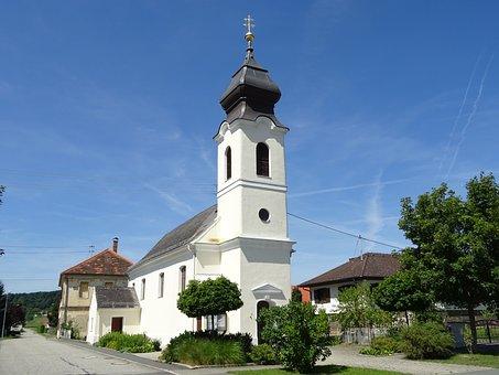 Burgenland, Gaas, Maria Vineyard, The Branch Church, Hl
