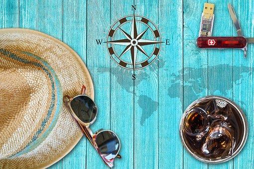 Holiday, Travel, Fun, Go Away, On The Go, Summer