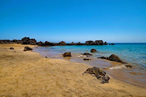 Puerto Del Carmen, Playa Chica, Lanzarote
