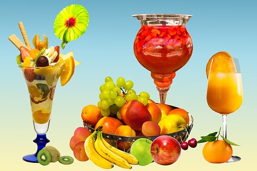 Eat, Drink, Healthy, Refreshment, Sommerfest, Party