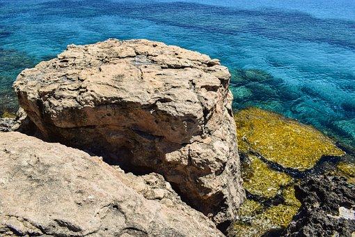 Rock, Cliff, Formation, Erosion, Sea, Landscape, Nature