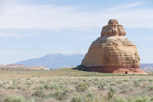 Desert, Formation, Geology, Erosion, Rocks, Rock