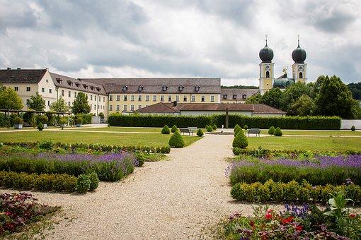 Metten, Monastery, Abbey, Benedictine