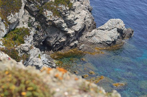 Cove, Sea, Médit, Mediterranean, Nature, Creek, Rock