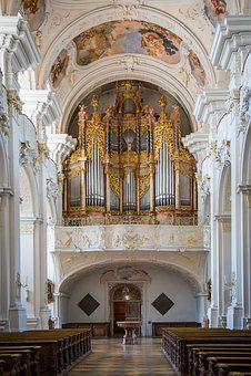 Niederalteich, Monastery, Benedictine, Abbey