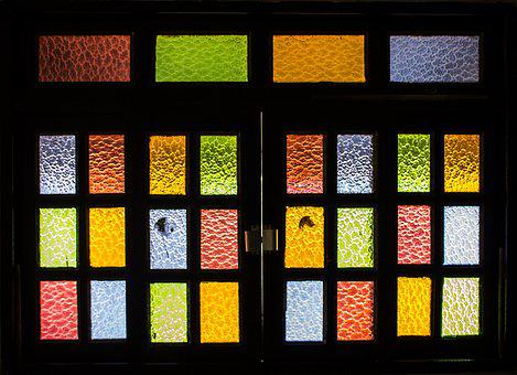 Window, Stained Glass, Glass, Colors, Colorful, Mosaic