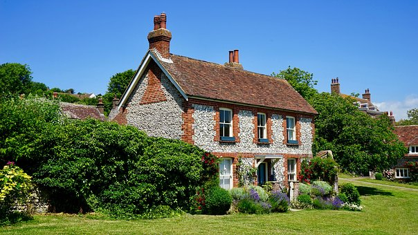 Old, House, Building, Home, Architecture, Vintage