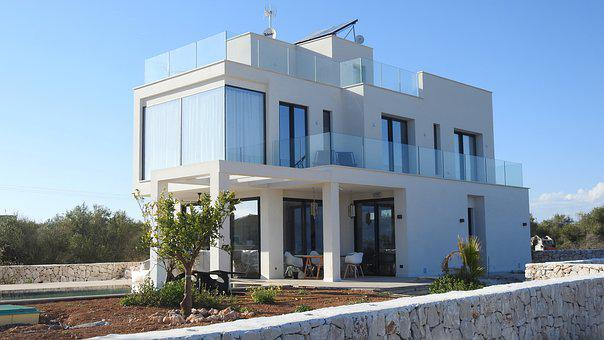Sa Rapita, Mallorca, The Balearics, Construction, House