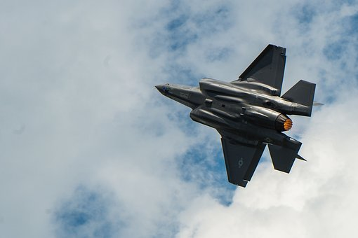 F-35, Heritage Flight, Aircraft, Air Show, Jet