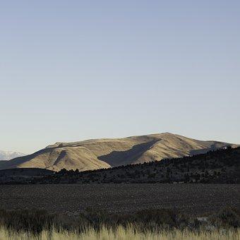 Utah, Mountain, Scenic, Chaparral, Outdoors, Landscape