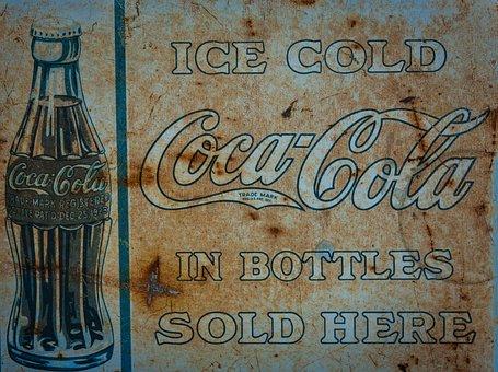 Coca Cola, Signs, Coke, Nostalgia, Refreshment, Soda