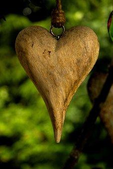 Heart, Love, Garden, Valentine's Day, Romance, Romantic