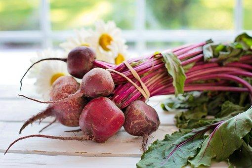 Vegetable, Beets, Food, Healthy, Fresh, Diet